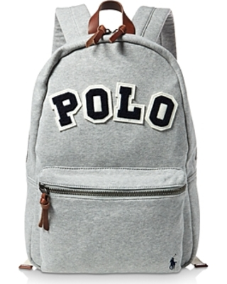 497243312aac Spectacular Deals on Polo Ralph Lauren Patchwork Cotton Backpack