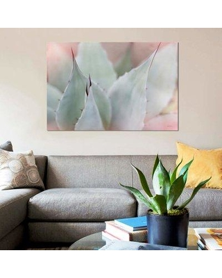 """East Urban Home 'Dream Desert VI' By Sue Schlabach Graphic Art Print on Wrapped Canvas ETRC7125 Size: 18"""" H x 26"""" W x 0.75"""" D"""