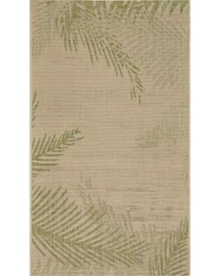 Lush Palms Accent Rug