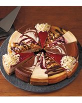 Cheesecake Party Wheel by Harry & David