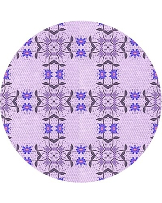 Sales On Pascarella Floral Wool Purple Area Rug East Urban Home Rug Size Rectangle 2 X 3