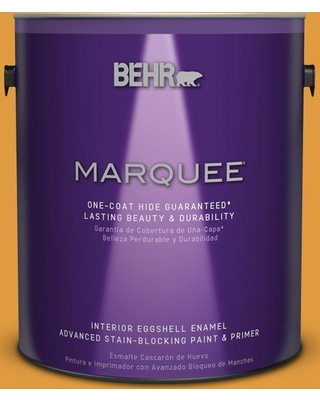 BEHR MARQUEE 1 gal. #T18-05 Life Is Good Eggshell Enamel Interior Paint and Primer in One