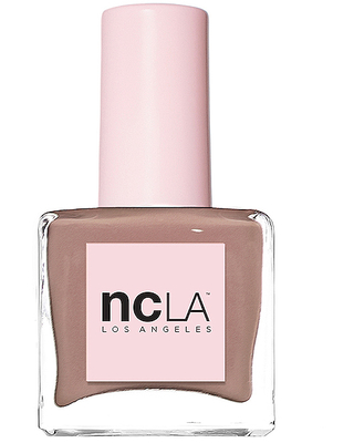 NCLA Nail Lacquer in 75 is Freezing in 75 is Freezing in LA.