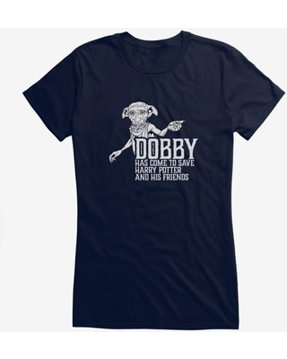 Harry Potter Dobby To The Rescue Bold Girls T-Shirt