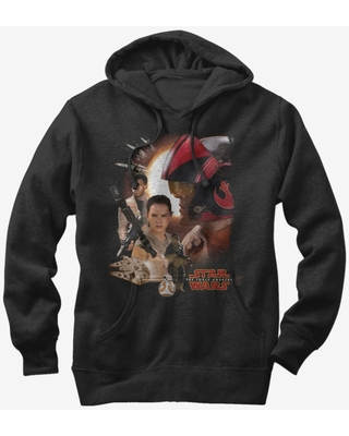 Star Wars Episode VII The Force Awakens Characters Hoodie