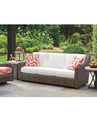 Tommy Bahama Outdoor Cypress Point Ocean Terrace Patio Sofa with Cushions 01-3900-31-40