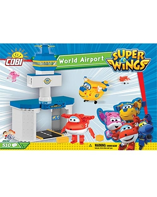 COBI Super Wings World Airport