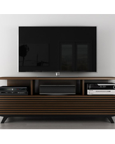 "Furnitech 70"" TANGO-AV TV Stand Media Console (Cognac)"