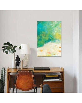 """East Urban Home 'Morgan' Print on Canvas EBHS5129 Size: 40"""" H x 26"""" W x 0.75"""" D"""