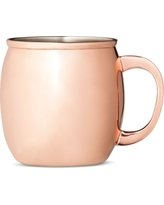 Copper (Brown) Plated Moscow Mule Mug 19oz - Threshold