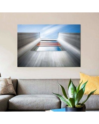 """East Urban Home '_____' Graphic Art Print on Canvas EBHU7211 Size: 8"""" H x 12"""" W x 0.75"""" D"""