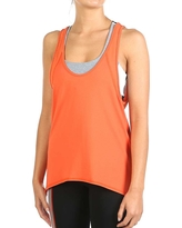 Vimmia Women's Energy Tank Top - Large - Persimmon