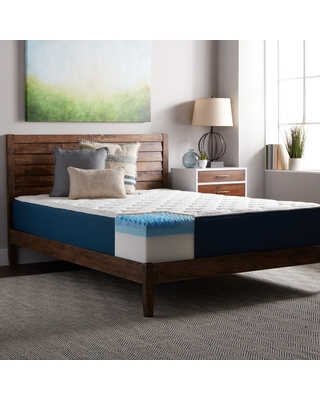 Select Luxury 12-inch Quilted Airflow Gel Memory Foam Mattress (Full)