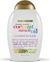 Ogx Extra Strength Damage Remedy + Coconut Miracle Oil Conditioner - 13oz