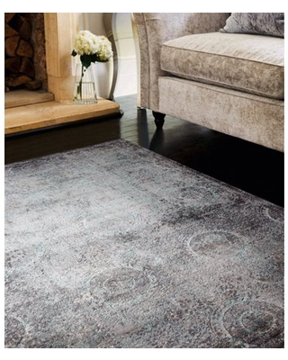 United Weavers Luna Canterbury Distressed Multi Woven Polyester Area Rug or Runner