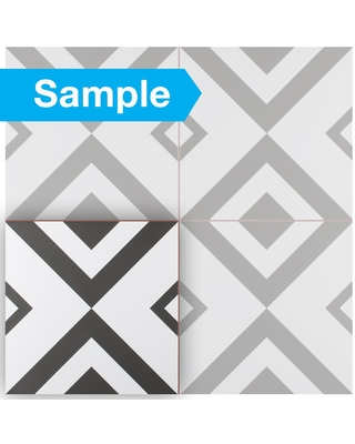 Shop Deals For Merola Tile Take Home Sample Brixton 9 In X Ceramic Floor And Wall