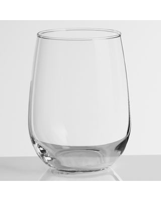 Stemless White Wine Glasses Set of 4 by World Market