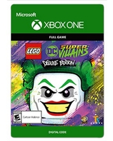 LEGO DC Super Villains Deluxe, Warner Bros, Xbox One, (Digital Download)