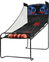 Atomic Deluxe Shootout Electronic Basketball Game