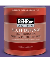 Don T Miss These Deals On Behr Ultra 1 Gal 640b 7 Berry Jam Extra Durable Semi Gloss Enamel Interior Paint Primer