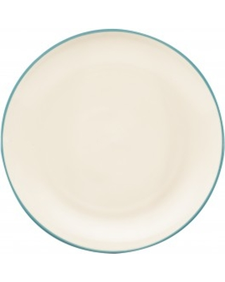 Noritake Colorwave Turquoise Coupe Round Platter