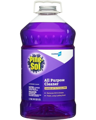 Pine-Sol All Purpose Cleaner, Lavender, 144 oz. (97301) | Quill