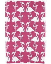 Ivy Bronx Sailer Beach Towel IVBX7464 Color: Pink/White
