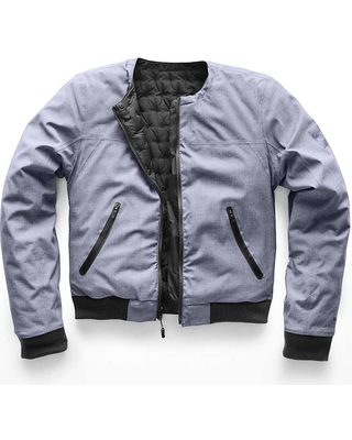 84fcb9c6e The North Face The North Face Women's Cryos Reversible GTX Down Bomber -  Small - Indigo Denim from Moosejaw | ShapeShop