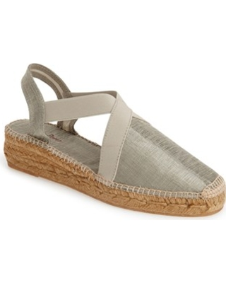 19c4a035ddfa43 Here s a Great Deal on Women s Toni Pons  Vic  Espadrille Slingback ...
