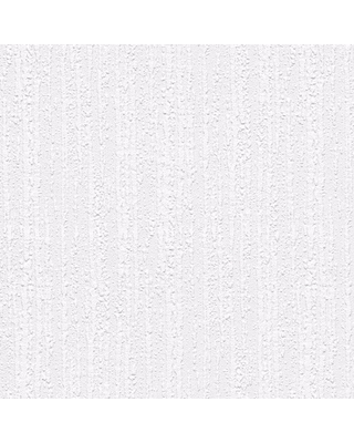 Hanry White Textured and Paintable 33-foot x 21 Wallpaper (White)