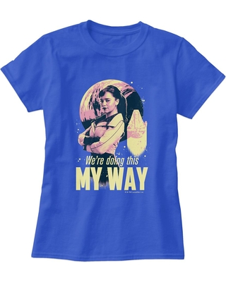 Solo: A Star Wars Story Qi'ra T-Shirt for Women Customizable Official shopDisney
