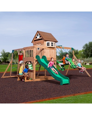Get This Deal on Backyard Discovery Montpelier All Cedar ...