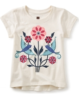 Tea Collection LoveBirds Graphic Tee