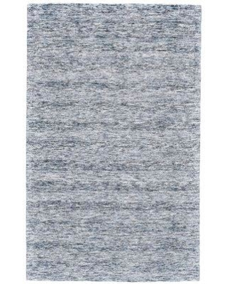 Union Rustic Pillsbury Hand-Woven Blue Area Rug BF082765 Rug Size: Rectangle 2' x 3'