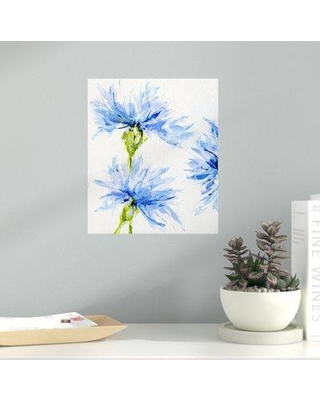 """Ebern Designs 'Sara's Hope 2' Acrylic Painting Print EBDG5461 Size: 24"""" H x 18"""" W x 1.5"""" D Format: Stretched Canvas"""