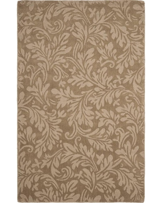 Safavieh Impressions Brown 6 ft. x 9 ft. Area Rug