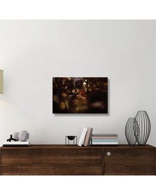 """East Urban Home 'The Silent Rhythm' Photographic Print On Wrapped Canvas ERNH2254 Size: 20"""" H x 30"""" W x 1.5"""" D"""
