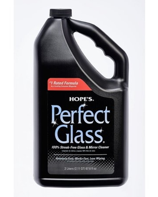 Hope's Perfect Glass Cleaner Refill, 67.6 oz