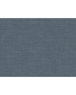 Savings On Kenneth James Alix Denim Twill Vinyl Strippable Wallpaper Covers 60 8 Sq Ft Blue