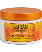 Cantu Coconut Curling Cream - 12 fl oz