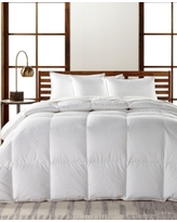Hotel Collection European White Goose Down Lightweight Full/Queen Comforter, Hypoallergenic UltraClean Down, Created for Macy's Bedding