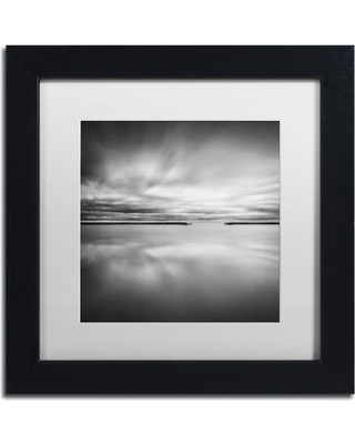 """Highland Dunes 'Double Vision' Framed Photographic Print HIDN7061 Size: 11"""" H x 11"""" W x 0.5"""" D"""