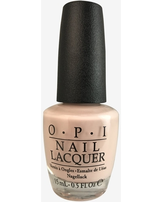OPI Lacquer Stop It I'm Blushing