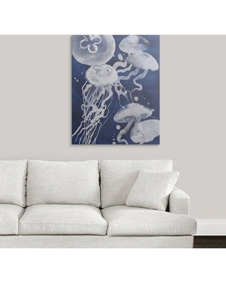 "Great Big Canvas 'Swarm I' Grace Popp Graphic Art Print 2409846_1_ Size: 30"" H x 24"" W x 1.5"" D Format: Canvas"