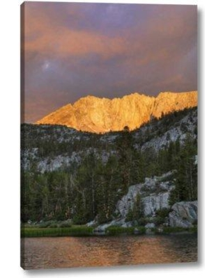 """Millwood Pines 'Use California Marsh Lake at Sunrise' Photographic Print on Wrapped Canvas BI152344 Size: 16"""" H x 10"""" W x 1.5"""" D"""