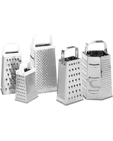 Fox Run Grater Stainless Steel 9-Inch