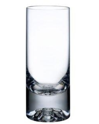 New Deals On Nude Shade 11 Oz Crystal Highball Glass Crystal In Clear Size 6 H X 2 W X 2 D Wayfair 22301 1076866