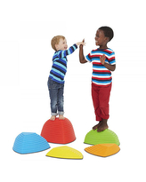 Gonge Hilltops Set of 5 - Active Play for Ages 2 to 6 - Fat Brain Toys