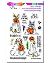 Stampendous SSC1322 Perfectly Clear Stamps-Lick My Feet