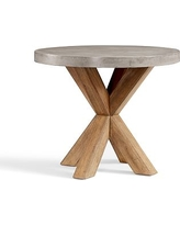 Abbott Concrete Bistro Table, 36""